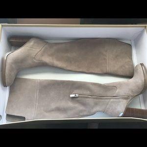 Michael Kors Regina tall zip boots